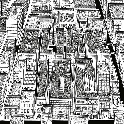 Blink 182 - Neighbourhoods (white vinyl)