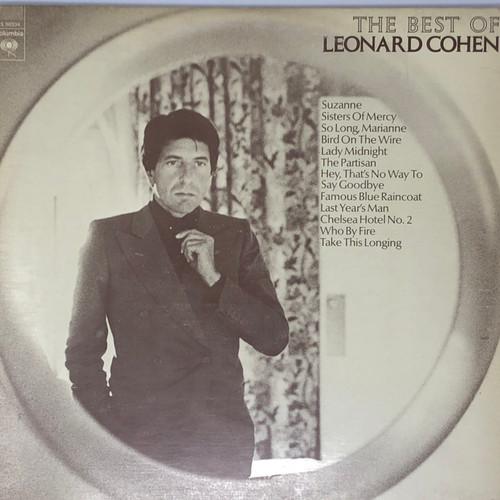 Leonard Cohen - The Best of Leonard Cohen (Early Reissue)
