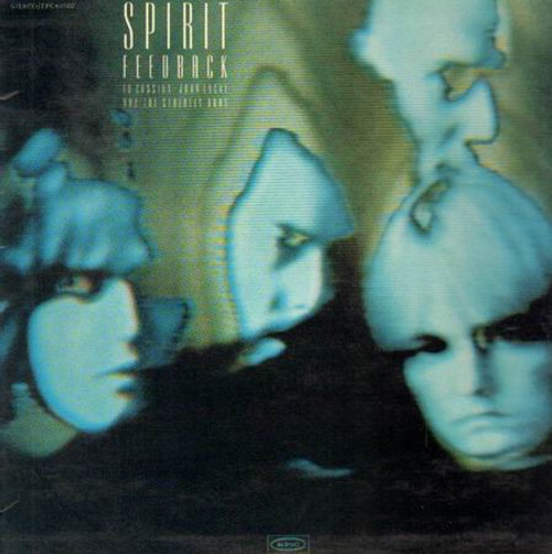 Spirit  - Feedback  (Sealed Original Pressing)