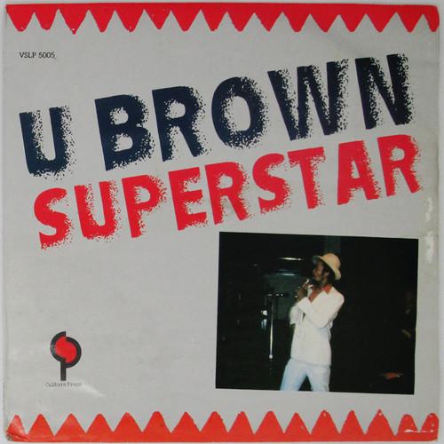 U Brown - Superstar