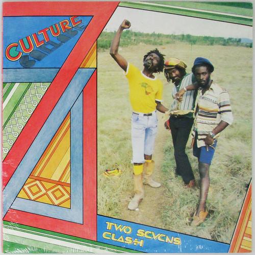 Culture - Two Sevens Classh