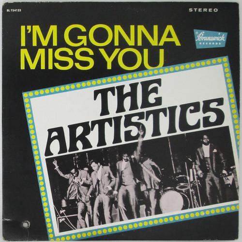 The Artistics - I'm Gonna Miss You