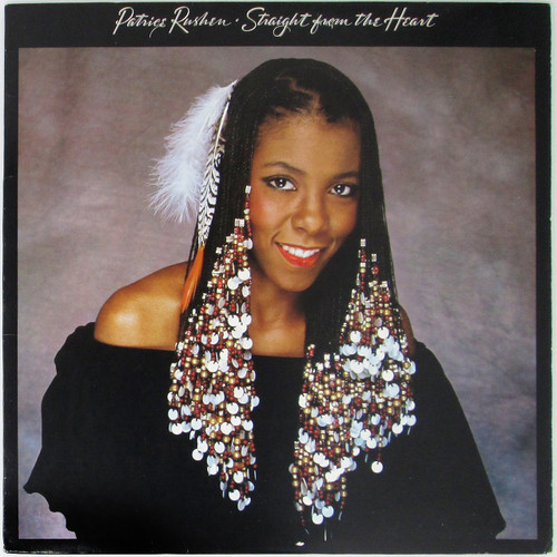 Patrice Rushen - Straight From the Heart  (restocked)