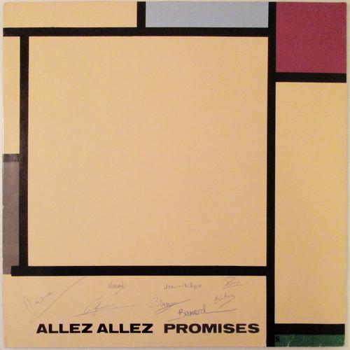 Allez Allez – Promises