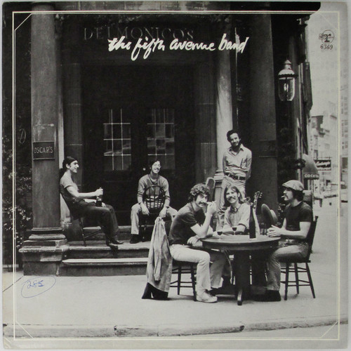 The Fifth Avenue Band – The Fifth Avenue Band