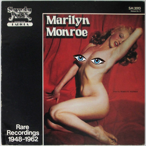 Marilyn Monroe ‎– Rare Recordings 1948-1962