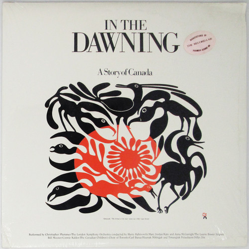 Various – In The Dawning:  A Story Of Canada (double lp)