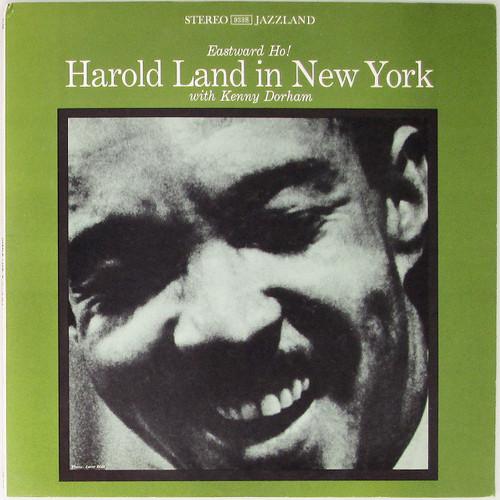 Harold Land With Kenny Dorham – Eastward Ho! Harold Land In New York