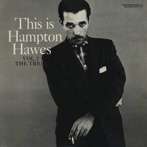 Hampton Hawes Trio - This Is Hampton Hawes Trio Vol. 2 (1970 reissue)