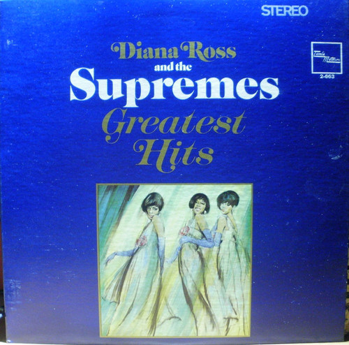 Diana Ross and the Supremes - Greatest Hits (2xLP)