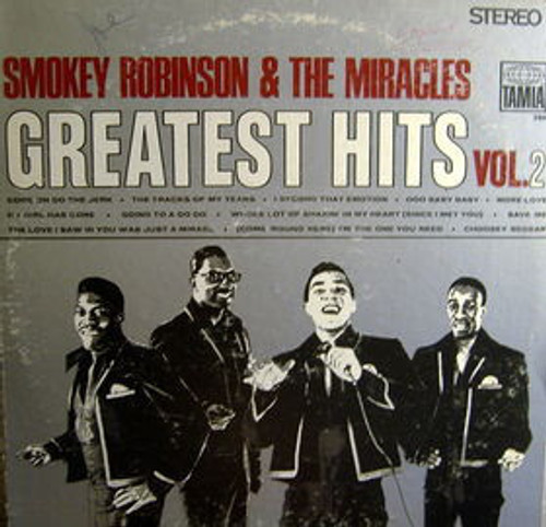 Smokey Robinson and the Miracles - Greatest Hits Vol. 2