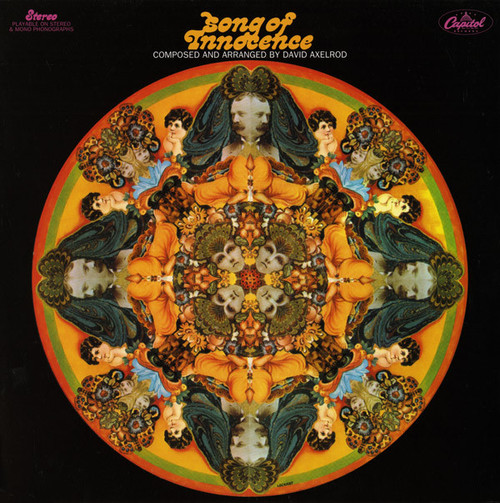 David Axelrod - Song Of Innocence (2001 reissue)