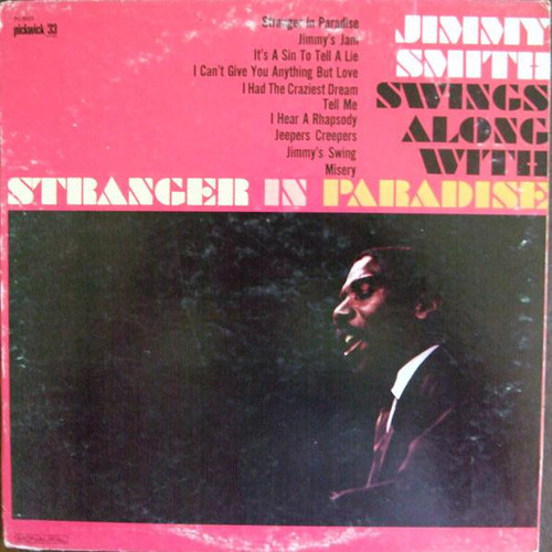 Jimmy Smith - Swings Along With Stranger In Paradise