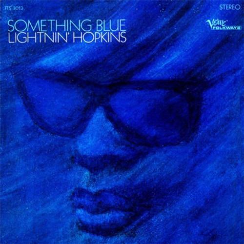 Lightnin' Hopkins - Something Blue (original 1967 pressing in VG+)