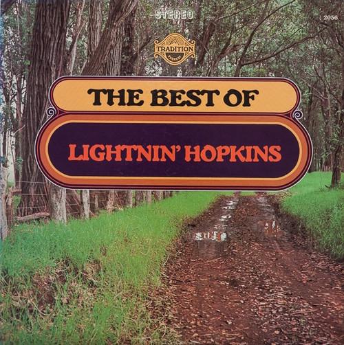 Lightnin' Hopkins - The Best Of Lightnin' Hopkins