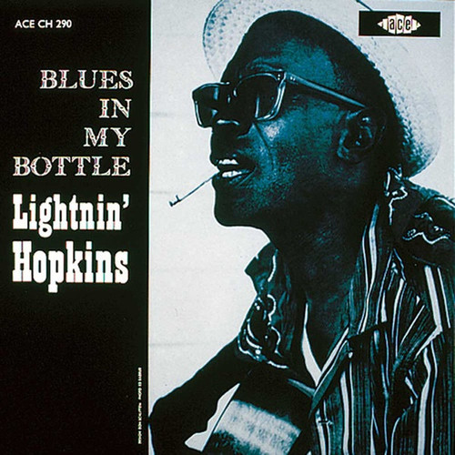 Lightnin' Hopkins - Blues In My Bottle ( UK import)