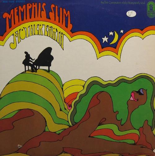 Memphis Slim - Mother Earth (1969 USA pressing)