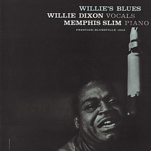 Willie Dixon - Willie's Blues ( Original Blues Classics reissue)