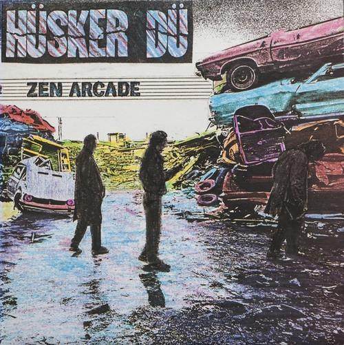 Hüsker Dü - Zen Arcade (1989 Sealed)