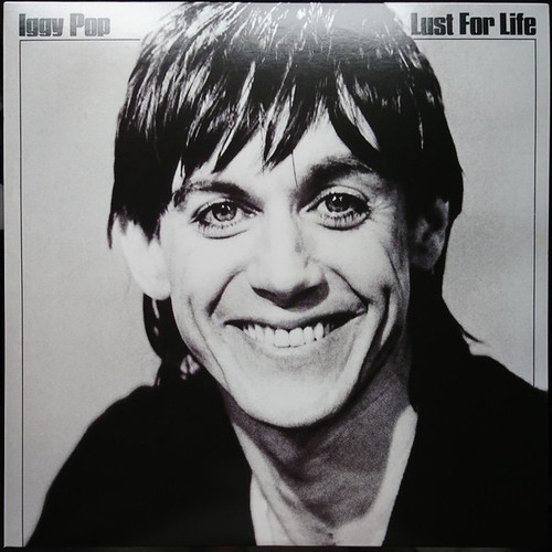 Iggy Pop - Lust For Life (Back to Black reissue)