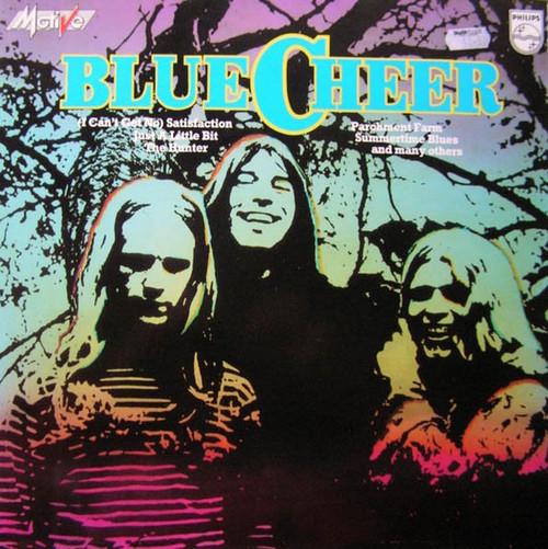 Blue Cheer - Blue Cheer ( West German Import NM)