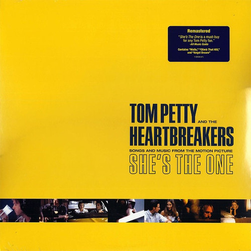 Tom Petty And The Heartbreakers - She's The One: Songs And Music From The Motion  Picture (Vinyl is NM)