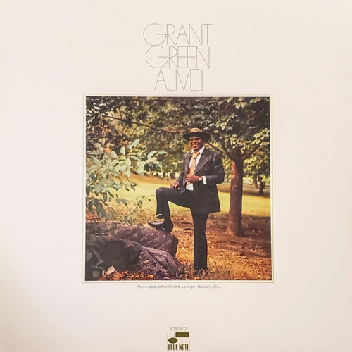 Grant Green - Alive! ( German Import)
