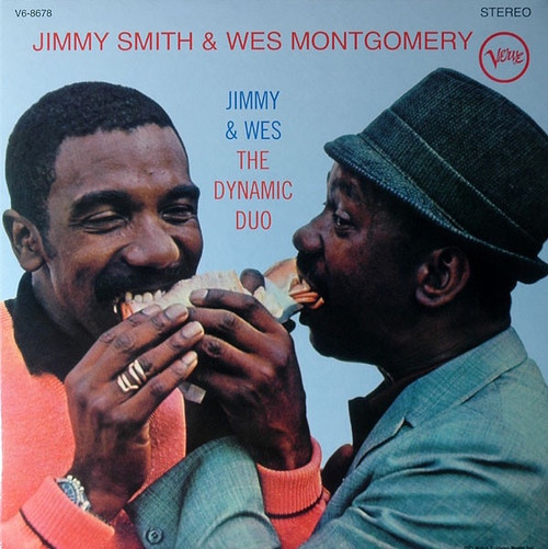 Jimmy Smith - Jimmy & Wes - The Dynamic Duo