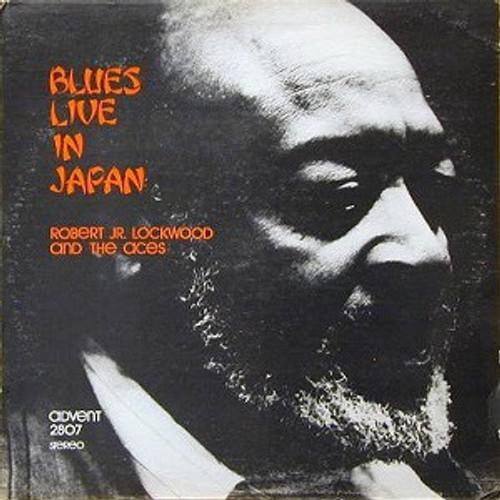 Robert Lockwood Jr. - Blues Live In Japan