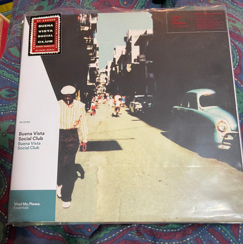 Buena Vista Social Club - S/T (Vinyl Me Please Pressing)