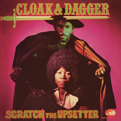 The Upsetter - Cloak & Dagger ( Limited Edition numbered on coloured vinyl)