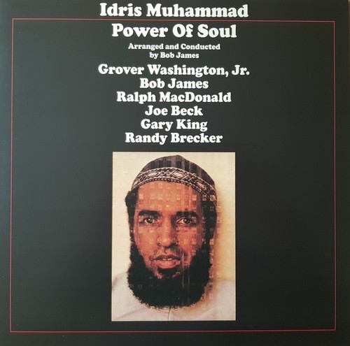 Idris Muhammad - Power Of Soul (Limited Edition coloured vinyl)