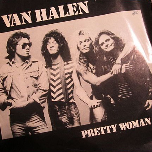 "Van Halen - Pretty Woman (7"" Picture sleeve)"