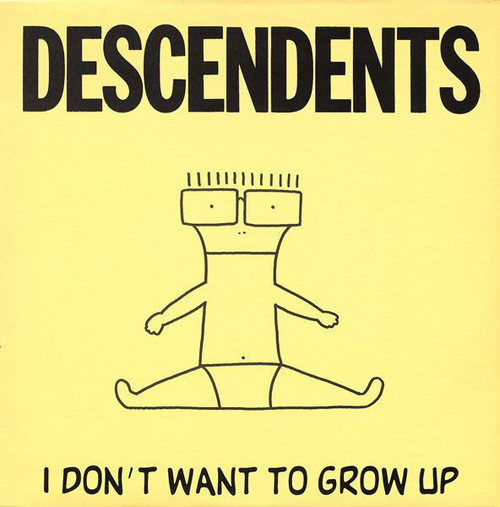 Descendents - I Don't Want To Grow Up (Reissue)