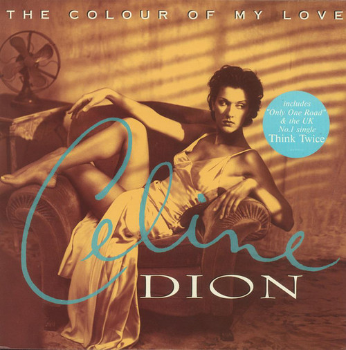 Celine Dion - The Colour Of My Love (1993)