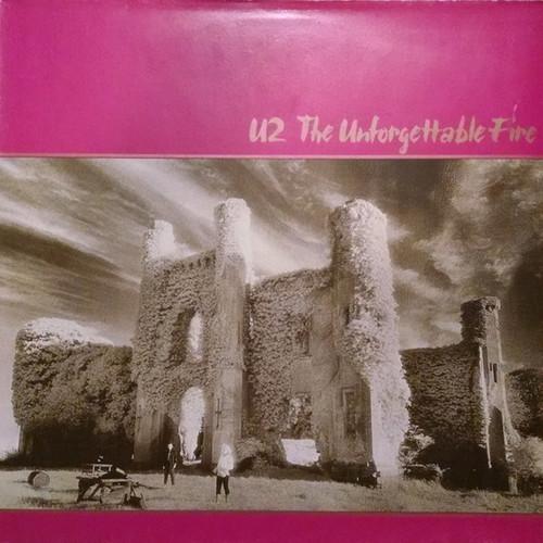 U2 - The Unforgettable Fire (German press)