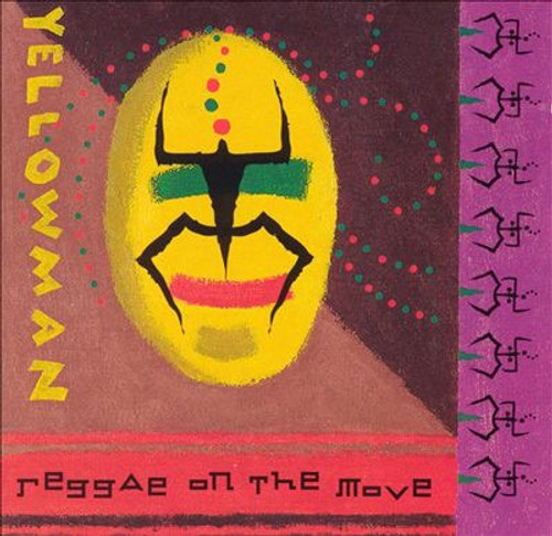 Yellowman - Reggae On The Move ( 1992 French import)