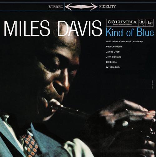 Miles Davis - Kind of Blue (2015 Standard Reissue)