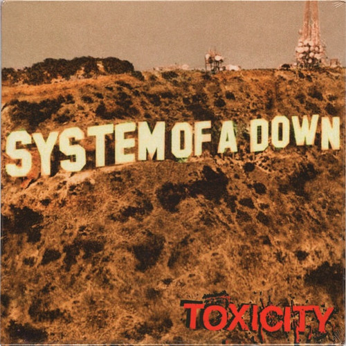 System of a Down - Toxicity (2018 Reissue)