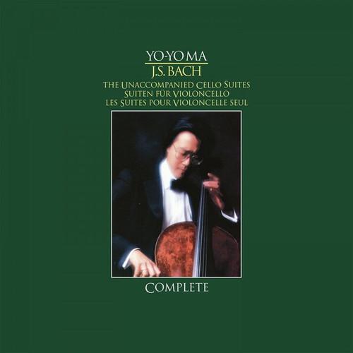 Yo-Yo Ma - J.S. Bach: The 6 Unaccompanied Cello Suite Complete (MOV Classical)