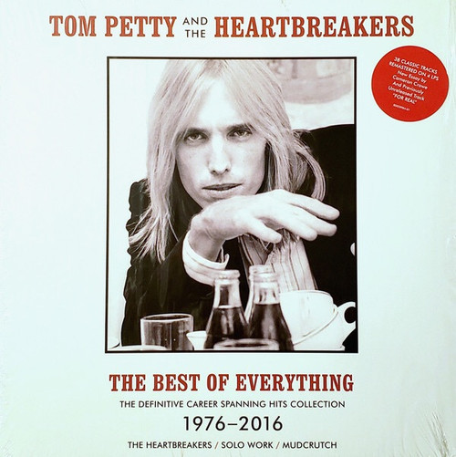 Tom Petty and the Heartbreakers - The Best of Everything 1976-2016 (4LP Boxset)