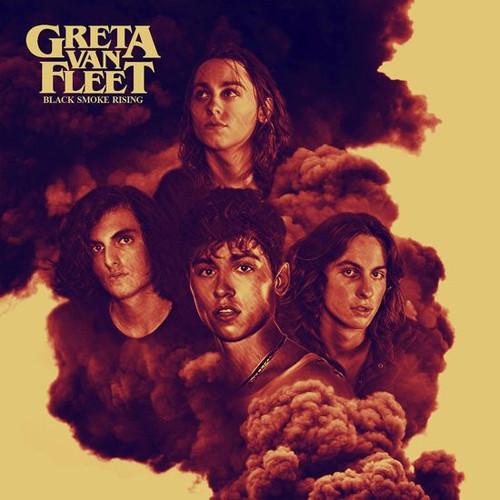 Greta Van Fleet - Black Smoke Rising EP