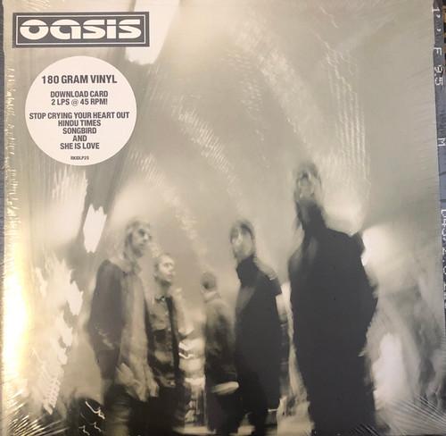 Oasis -Heathen Chemistry
