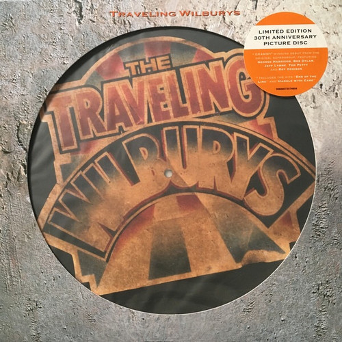 The Traveling Wilburys - S/T (30th Anniversary Picture Disc)