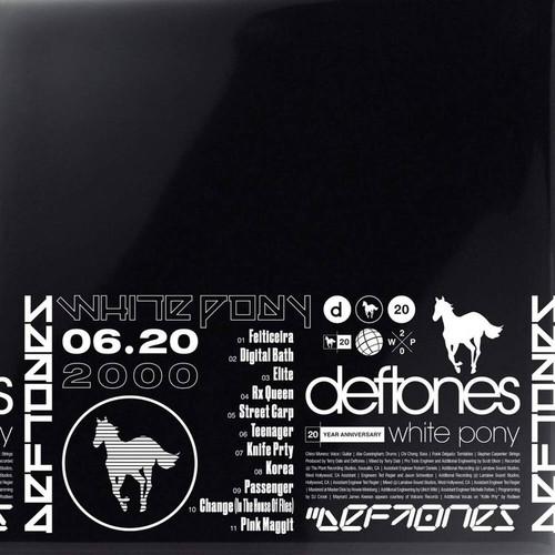 Deftones - White Pony (20th Anniversary Box Set)