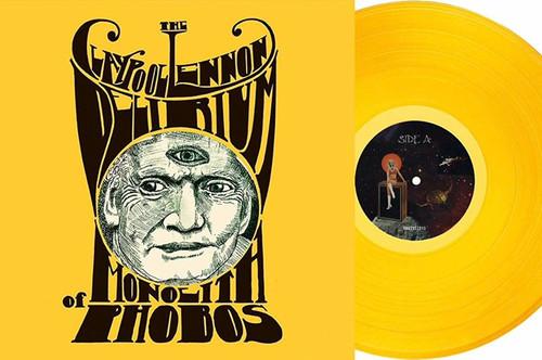 The Claypool Lennon Delirium - Monolith of Phobos (Gold Vinyl)