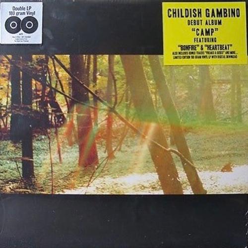 Childish Gambino - Camp (Double LP 180 gram)