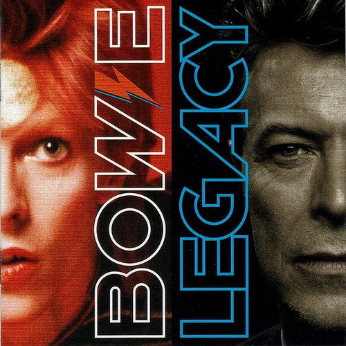 David Bowie -  Legacy: The Very Best of Bowie