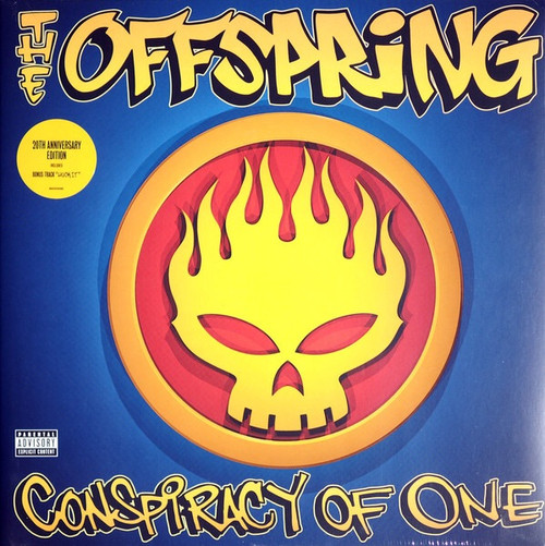 The Offspring - Conspiracy Of One (20th Anniversary Edition)