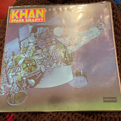 Khan - Space Shanty (1st UK Press + Gatefold)